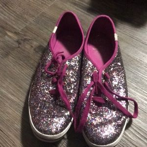 Kate Spade Multi Colored Keds